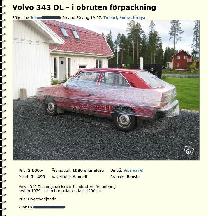Volvo 343 DL