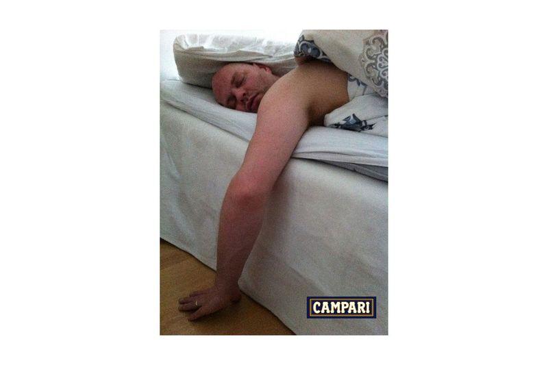 Bra drag i Campari